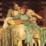 エドモンド・レイトン / Music Lesson