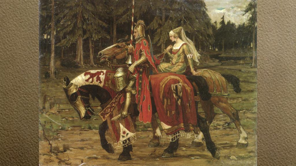 Alphonse Maria Mucha-Heraldic Chivalry_1920x1080
