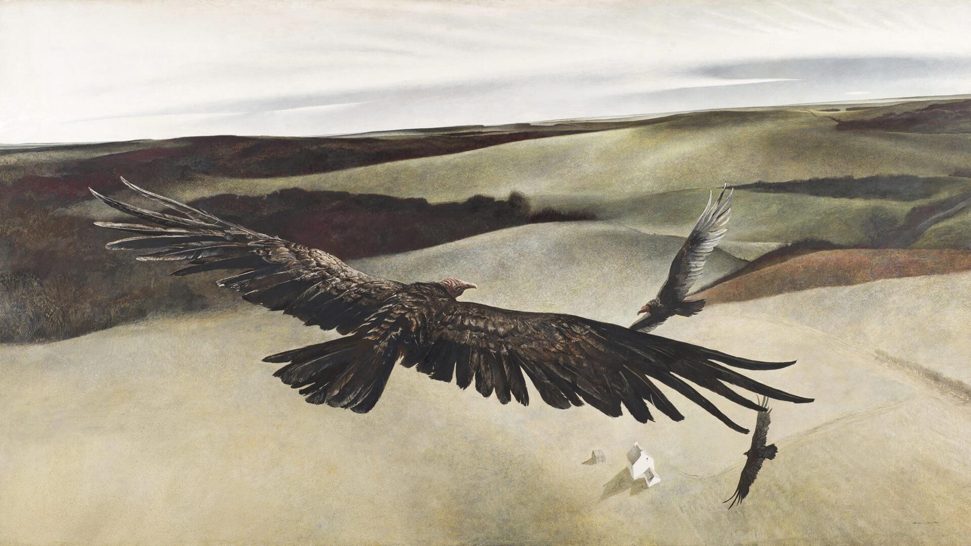 Andrew Wyeth-soaring_1920x1080