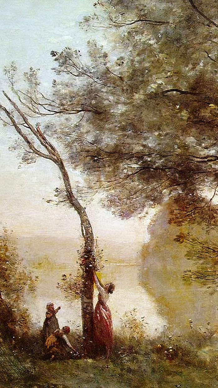 Jean Baptiste Camille - Souvenir de Mortefontaine 1080x1920 2