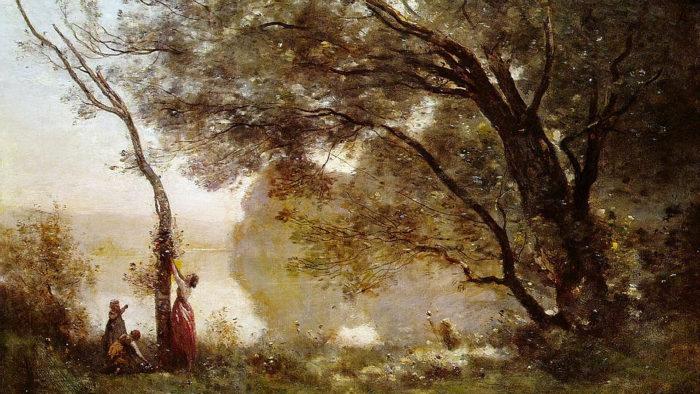 Jean Baptiste Camille - Souvenir de Mortefontaine 1920x1080 2