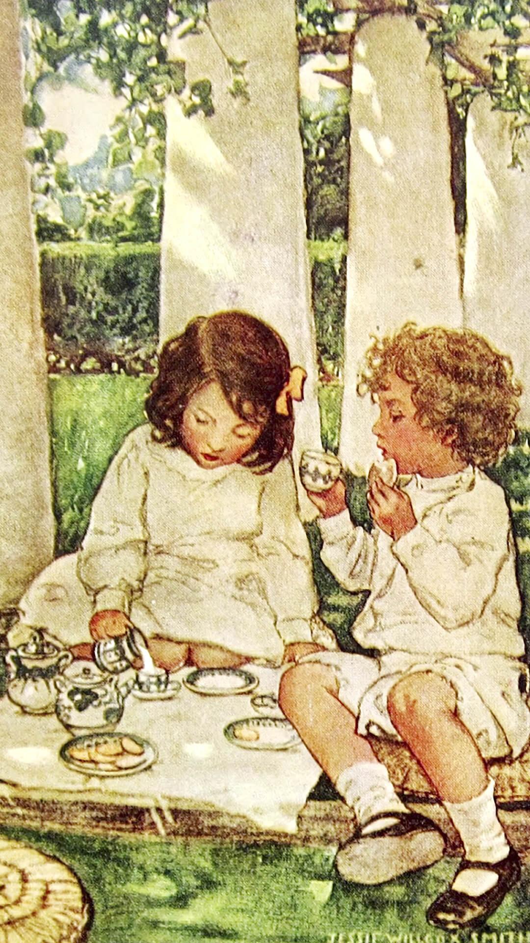 ジェシー・W・スミス jessie w smith / Five O' Clock Tea