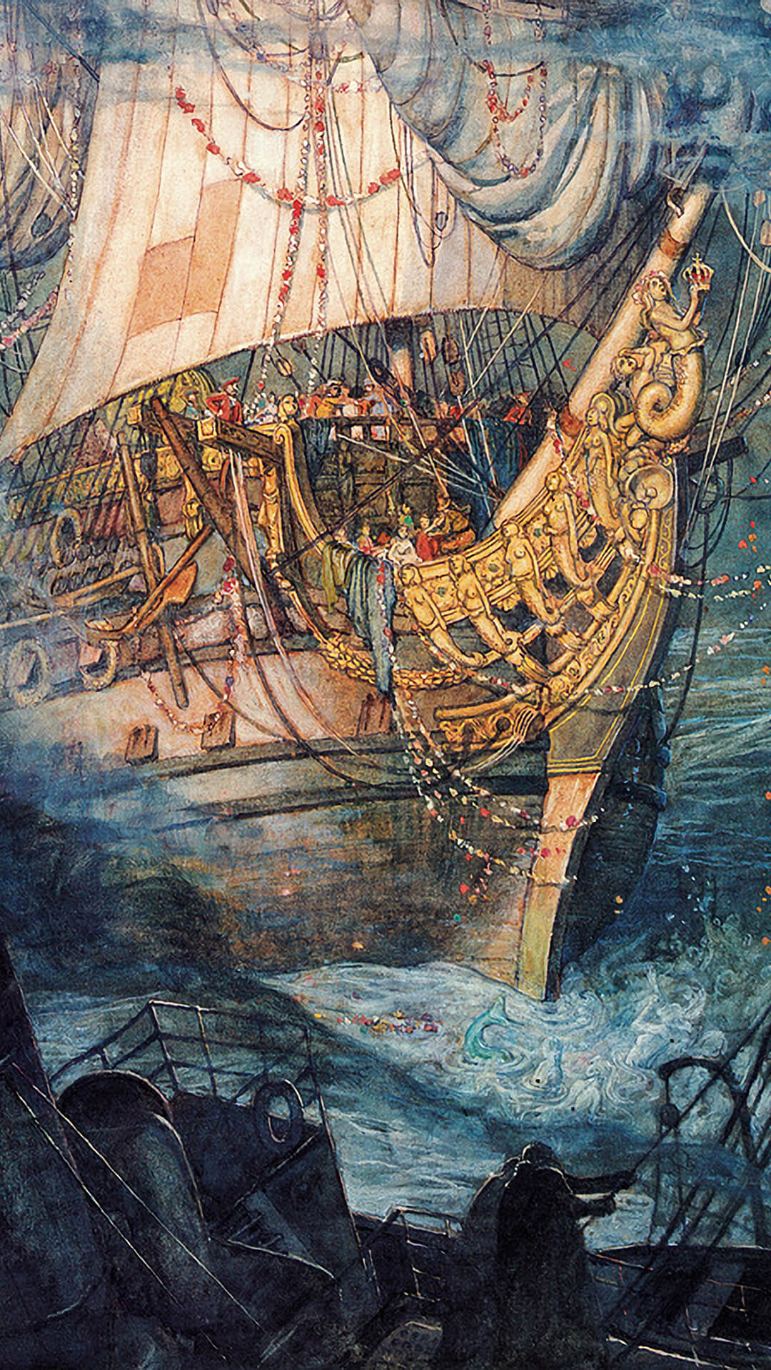 ウィリアム・ヒース・ロビンソン William Heath Robinson / Collected verse illustration