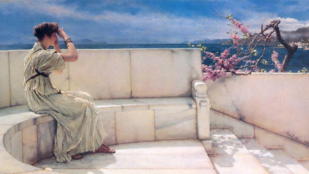 Lawrence Alma-Tadema-Expectations_1920x1080