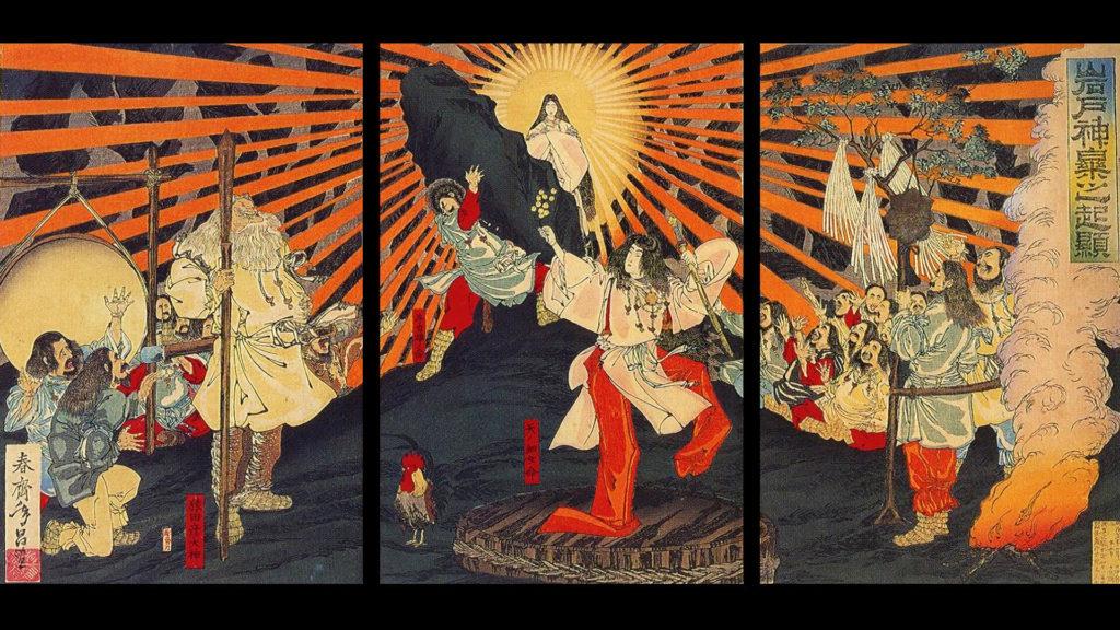 syunsai toshimasa-iwato kagura no kigen_1920x1080