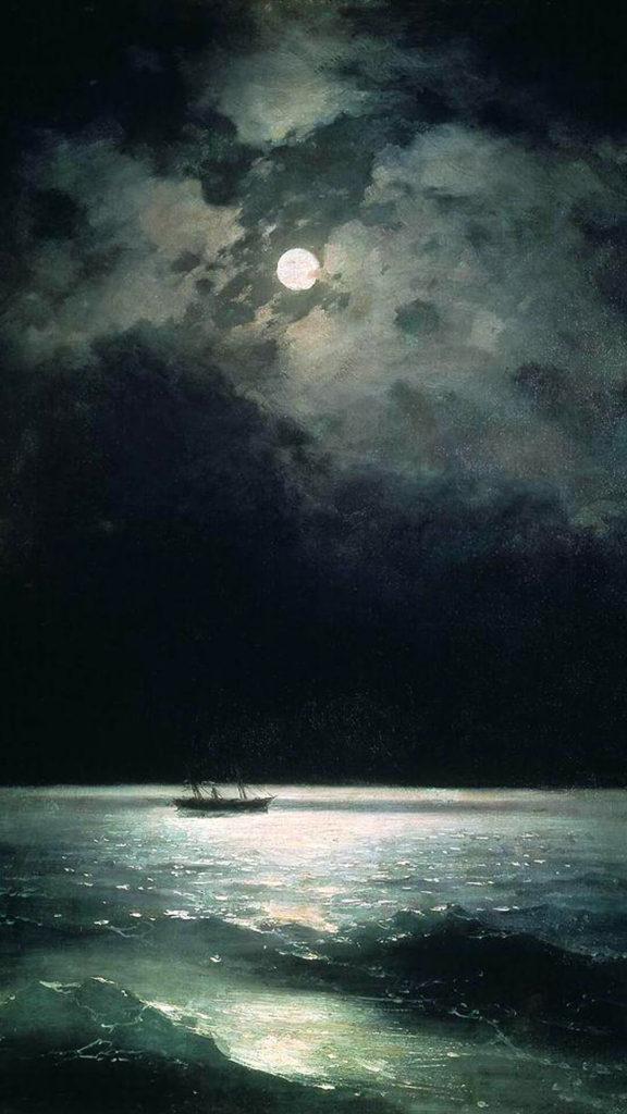 ivan-aivazovsky-the-black-sea-at-night_1080x1920