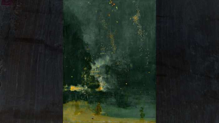 james abbott mcneill whistler - nocturne in black and gold 1920x1080 2