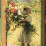 ジュール=アレクシス・ミュニエ / from the garden