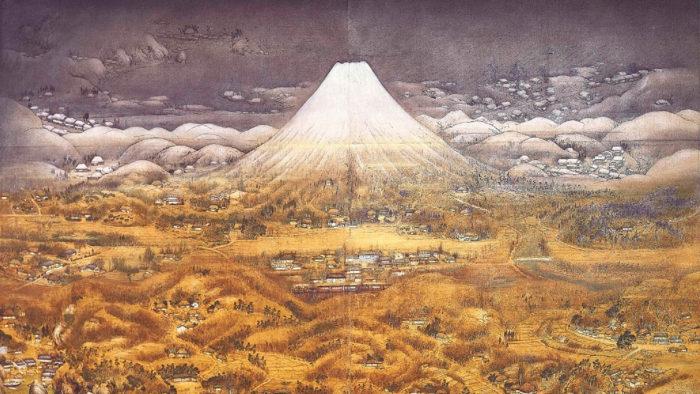 不染鉄 fusen tetsu山 / 海図絵(伊豆の追憶)