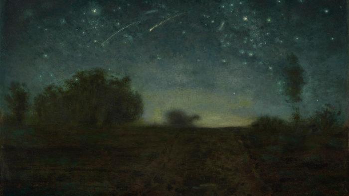 Jean-François Millet-Starry Night_1920x1080