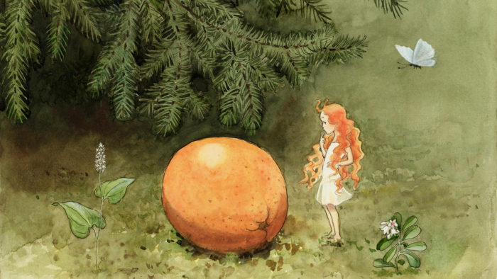 エルサ・ベスコフ Elsa Beskow-the sun egg_1920x1080