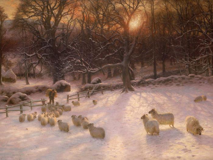 Joseph Farquharson-Beneath the Snow Encumbered Branches_2732x2048 (1)