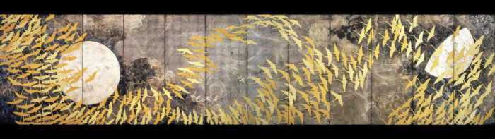 Kayama Matazo-Senbaduru hidari_3840x1080