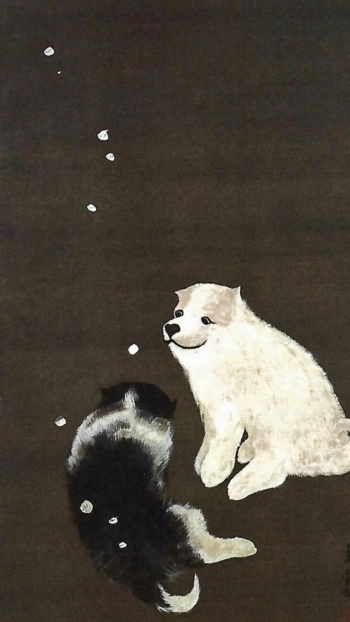 Nagasawa Rosetsu-Kousetsu kuji zu_1080x1920