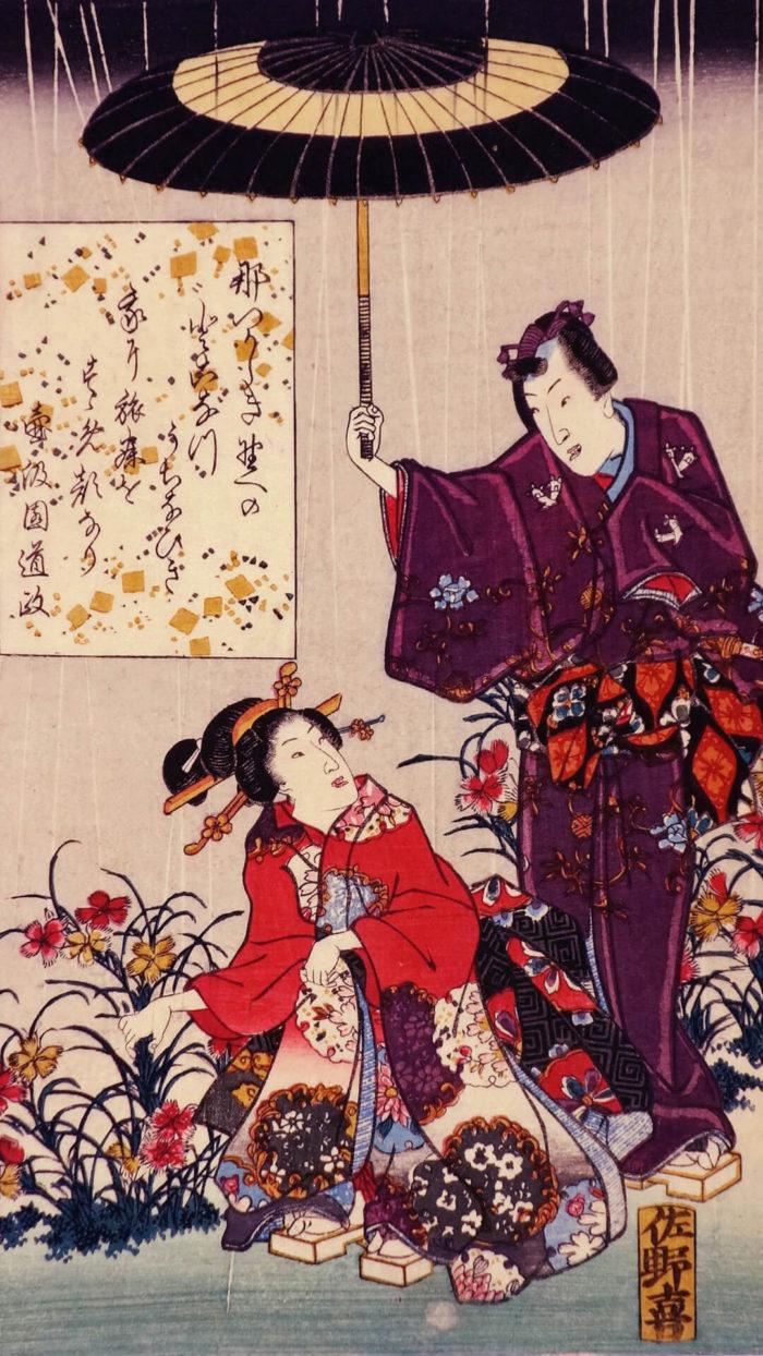Utagawa Kunisada-Imagenji nishiki-e awase 26 toko natsu_1080x1920