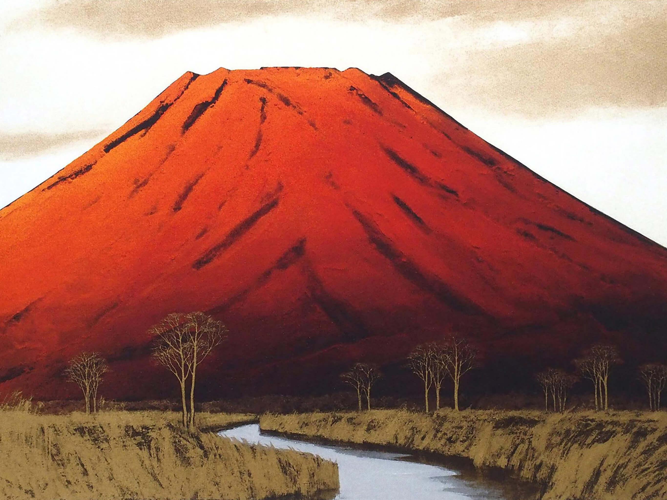 Yokoyama Misao-Akatsuki fuji_2732x2048