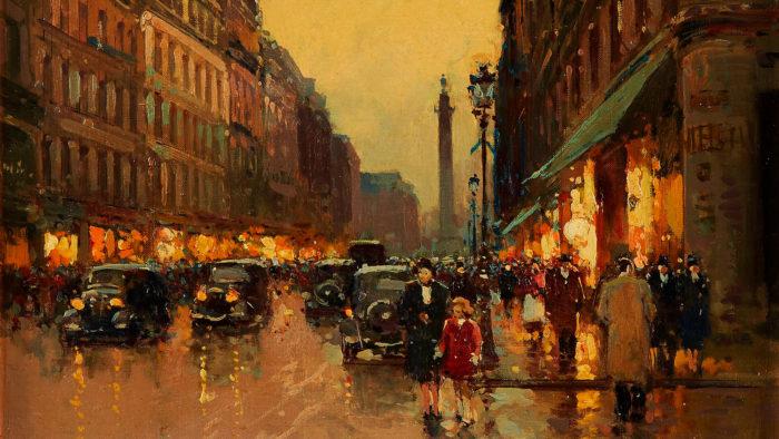 Edouard Léon Cortès-Rue de la Paix_1920x1080