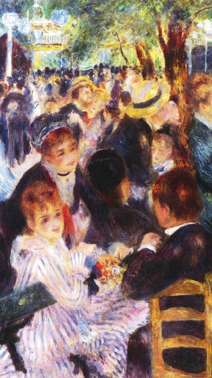 Auguste Renoir-Dance at Le Moulin de la Galette_1080x1920