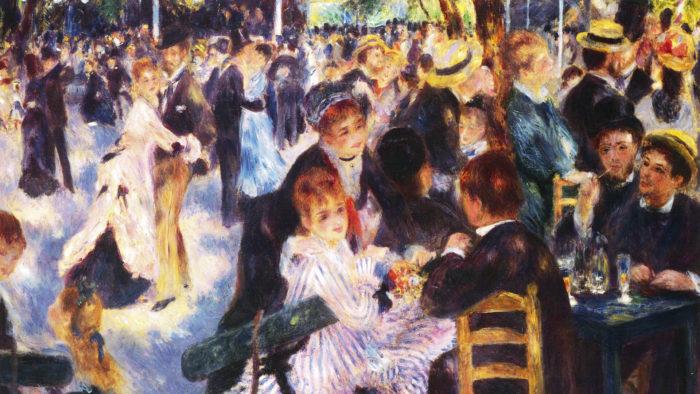 Auguste Renoir-Dance at Le Moulin de la Galette_1920x1080