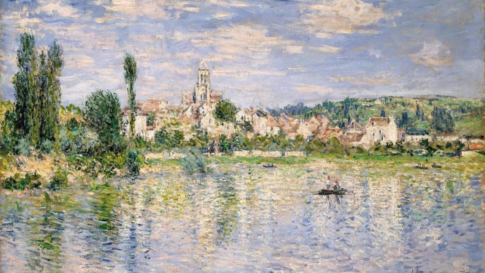 Claude Monet_Vetheuil in Summer_1920x1080