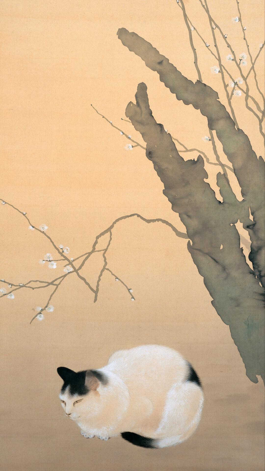 Hishida shunso-Bai byo_1080x1920