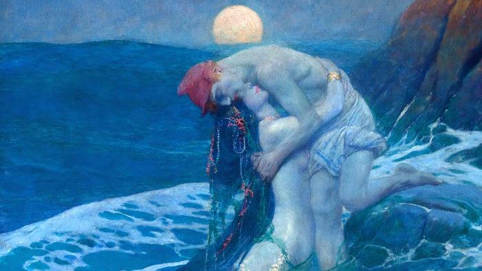 Howard Pyle_The Mermaid_1920x1080