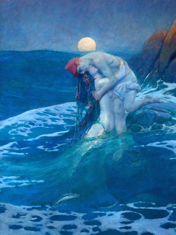 Howard Pyle_The Mermaid_2048x2732