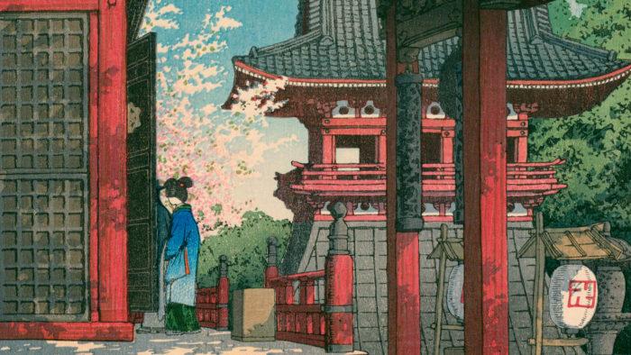 Kawase Hasui_Meguro fudodo_1920x1080