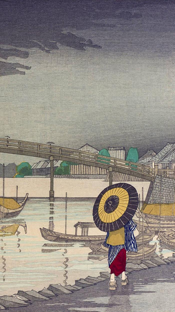 Kobayashi Kiyochika-Tokyo shinohashi uchu zu_1080x1920