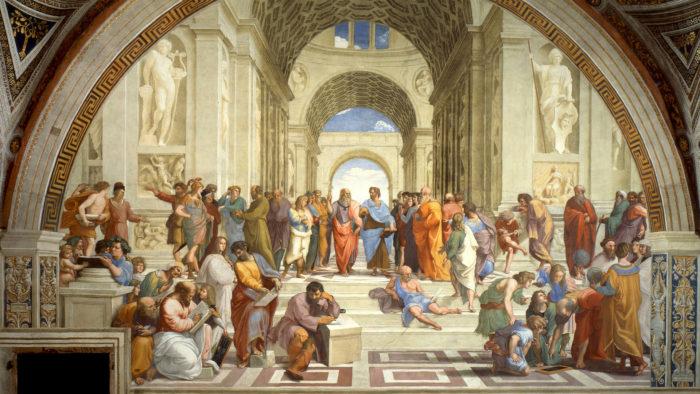 Raffaello Santi-The School of Athens_1920x1080