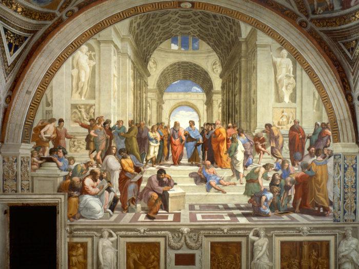 Raffaello Santi-The School of Athens_2732x2048
