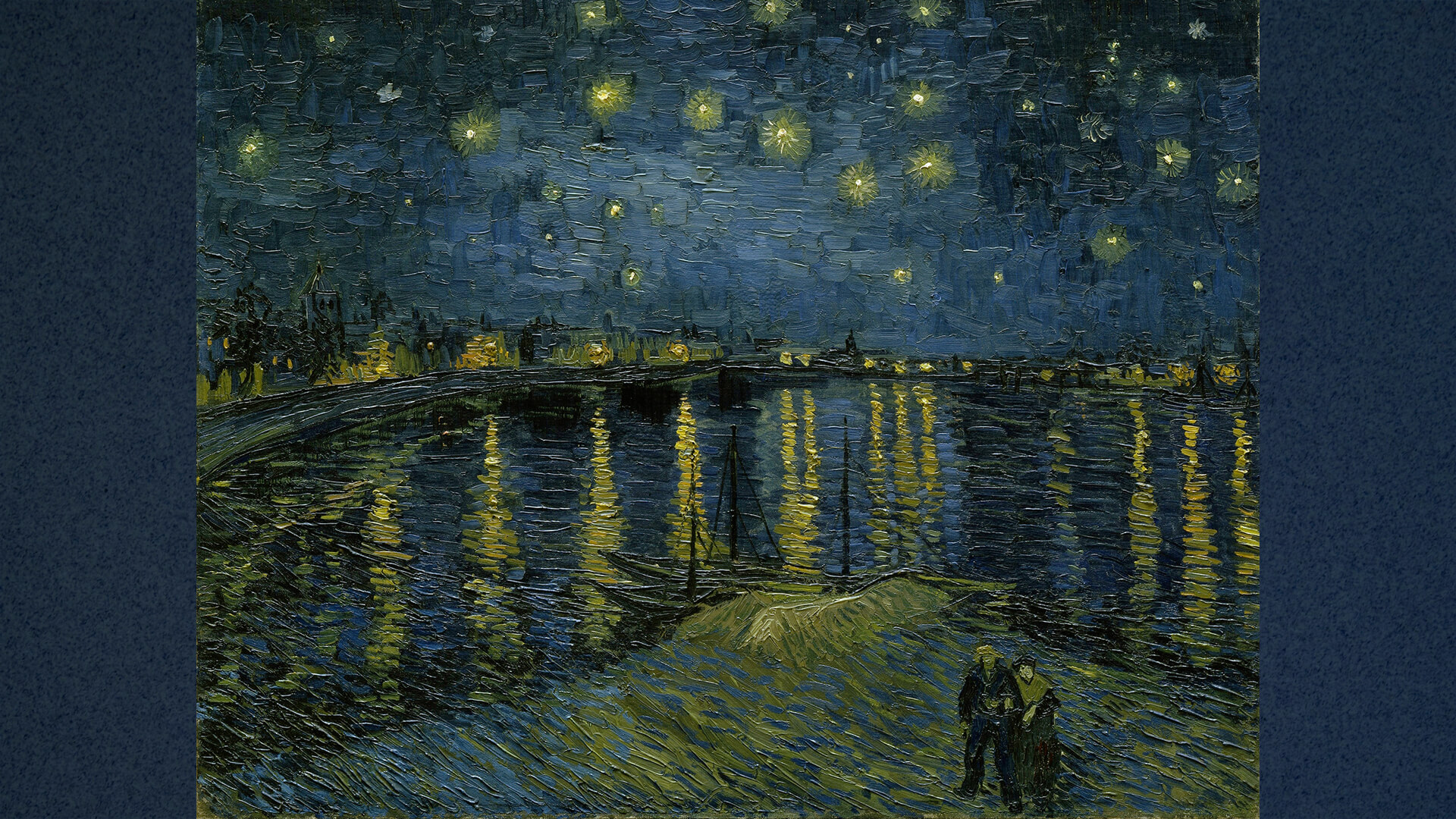 Vincent van Gogh-Starry Night Over the Rhone_1920x1080