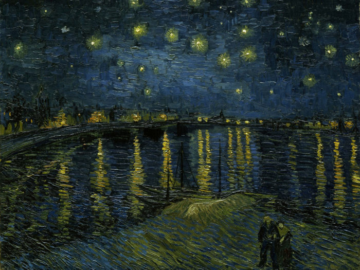 Vincent van Gogh-Starry Night Over the Rhone_2732x2048