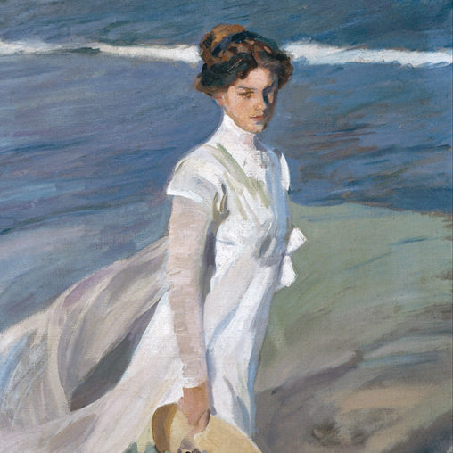 Joaquín_Sorolla-Strolling_along_the_Seashore-d