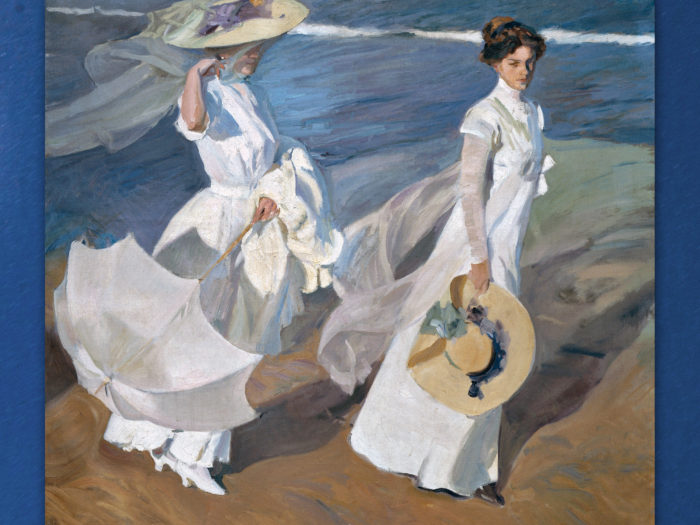 Joaquín_Sorolla-Strolling_along_the_Seashore-2732x2048