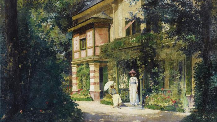 Roger-Joseph-Jourdain---Jour-d'été-dans-un-jardin-fleuri-1920x1080