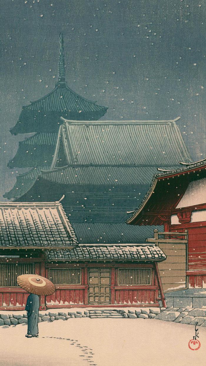 Kawase-Hasui---Tabi-miyage-dai-3-shu-Osaka-Tennoji-1080x1920
