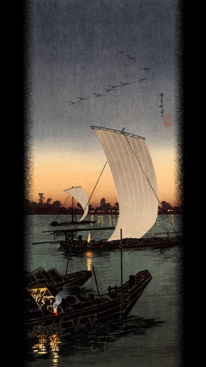Takahashi Shotei - Sekiyado 1080x1920