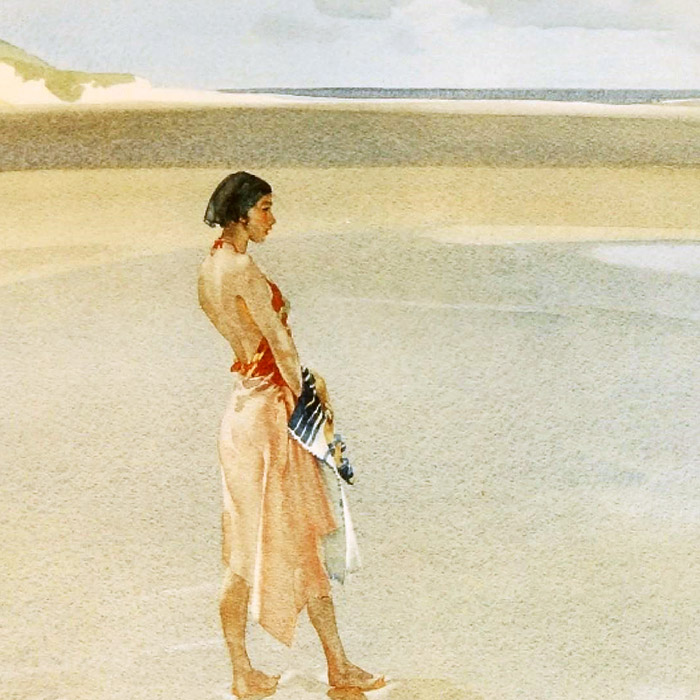 William Russell Flint - Far Horizon d