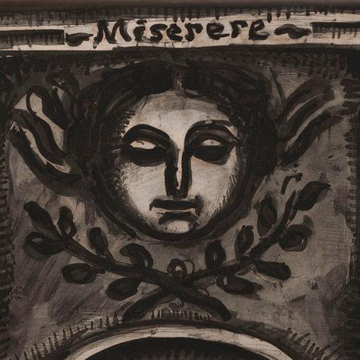 Georges Rouault - Miserere - d
