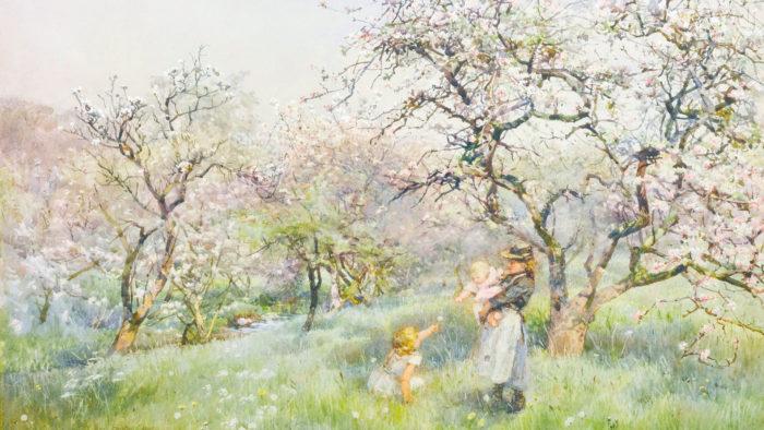 Rose Maynard Barton - Spring 1920x1080