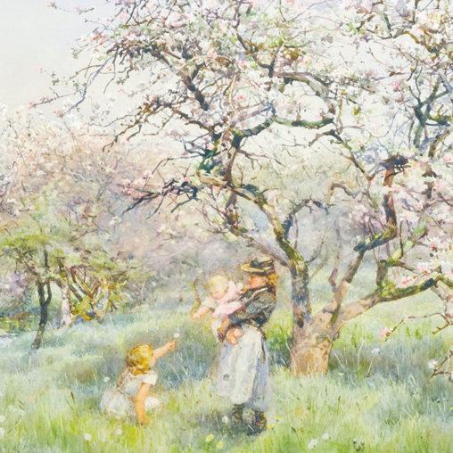 Rose Maynard Barton - Spring d