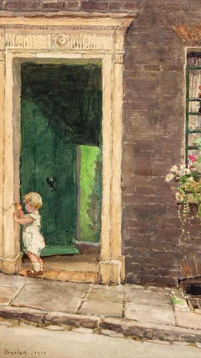 Rose Maynard Barton - The Doorway 1080x1920