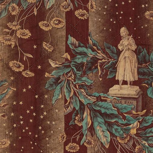 Marie Christine d'Orléans - Textiles Jeanne d'Arc d