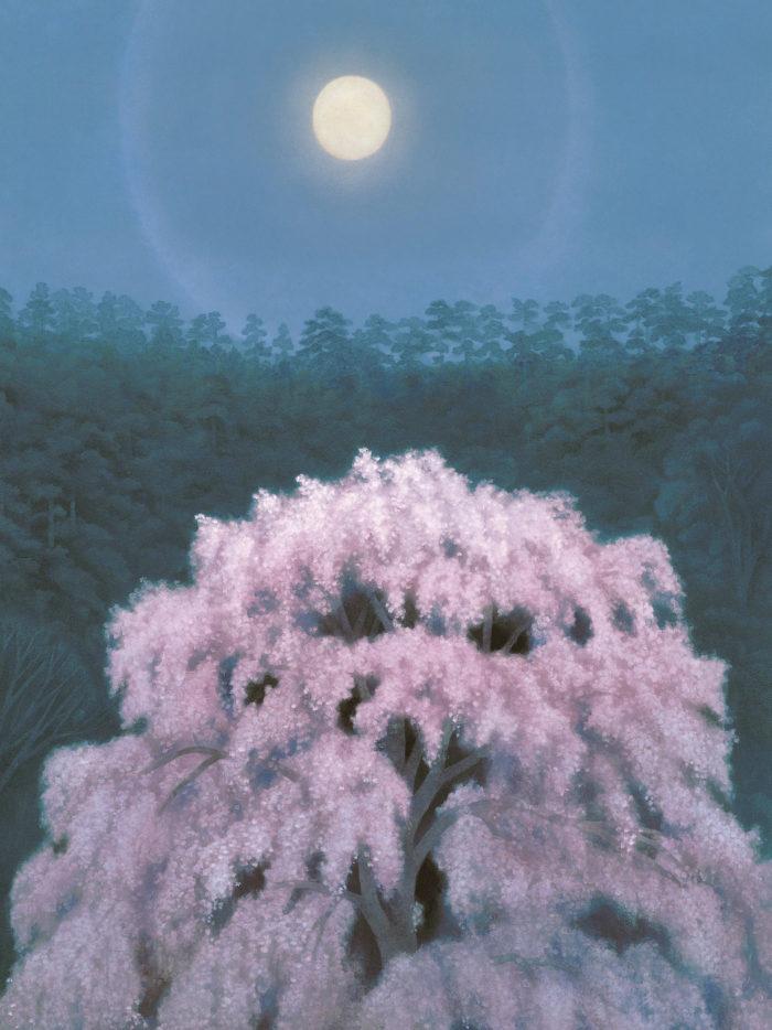 Higashiyama Kaii - Hana akari 2048x2732