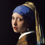 ヨハネス・フェルメール / The Girl With The Pearl Earring