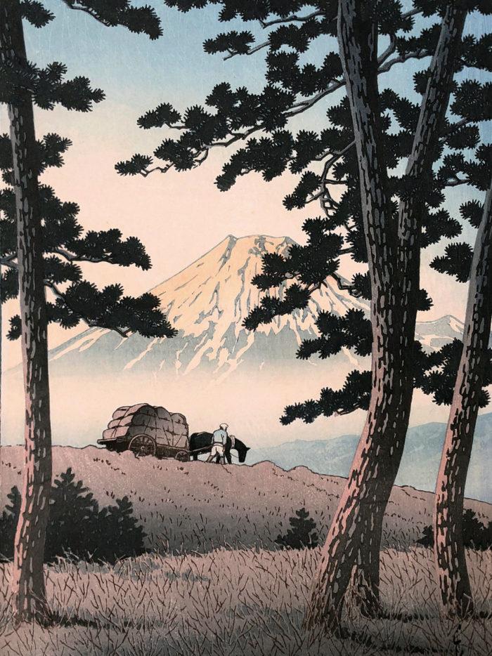 Kawase Hasui - Tagonoura no yu 2048x2732