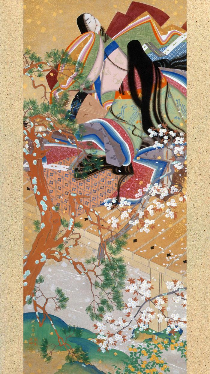 Matsuoka eikyu - Shun ko shun i 1080x1920