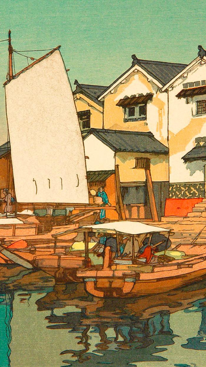 Yoshida Hiroshi - Setonaikai kura 1080x1920