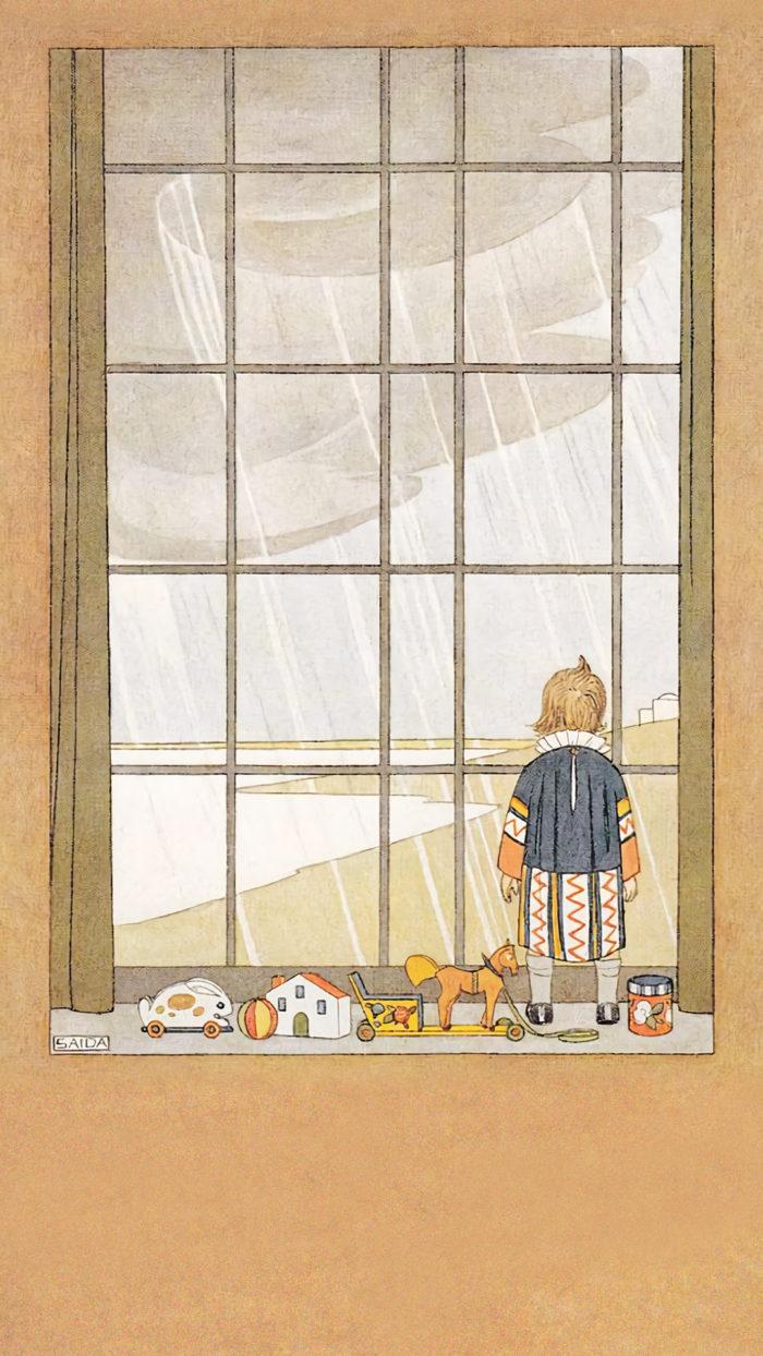 Henriette Willebeek Le Mair - Rainy day 1080x1920 2